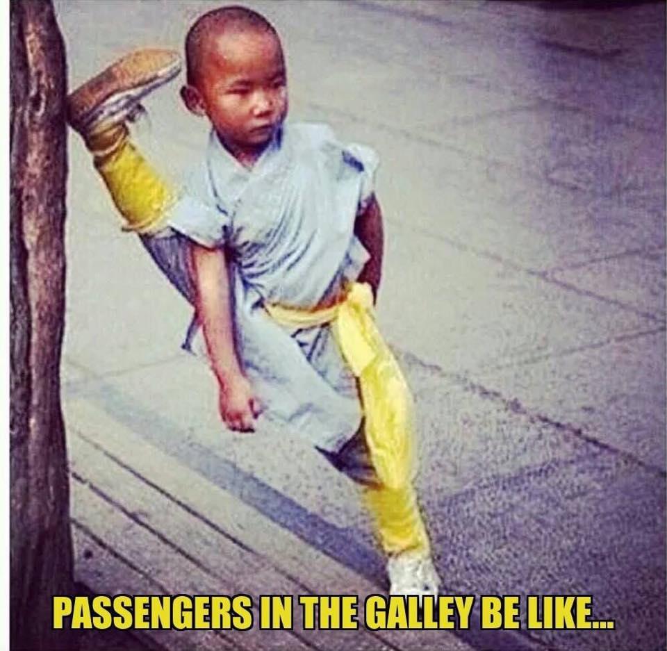 Passenger Problems