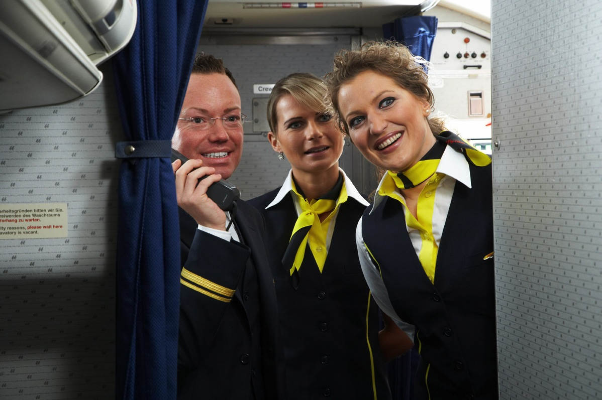 Low sex drive flight attendant
