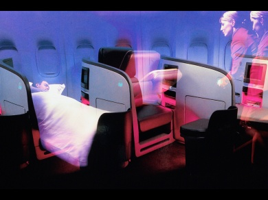 Virgin Atlantic's most recent 'Upper Class' offering known as the 'Dream Suite' was introduced in 2012 and is to be rolled out across the rest of the fleet by 2015.