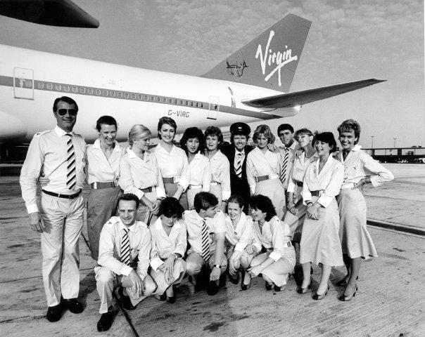 Used For - Virgin Tribute, 747 Tribute
