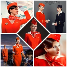 Aeroflot by Yulia Bunakova and Yevgeny Khokhlov.