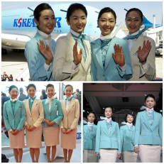 Korean Air by Gianfranco Ferre.
