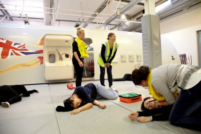 Virgin employ's thousands of cabin crew who are extensively trained in all areas, from first aid to exceptional customer service.