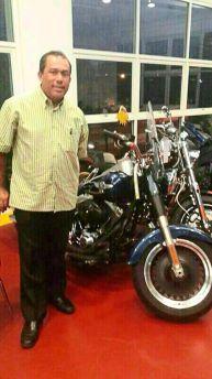 Leading Steward Mohd Ghafar Bin Abu Bakar, 54.