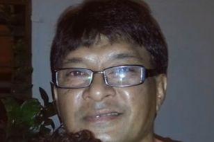 Patrick Francis Gomes, Inflight Supervisor.