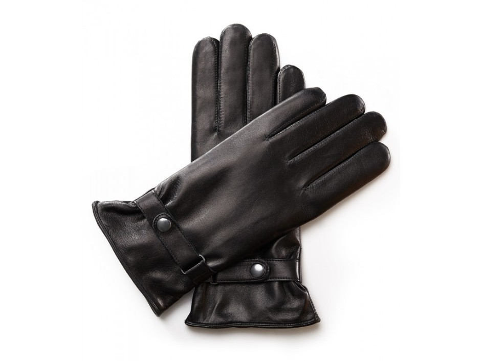 Central Park Mens Leather Gloves.