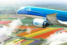 """On November 16, 2015 KLM took delivery of its first Boeing 787 Dreamliner aircraft. Over the coming years the B787 will play a key role in the Dutch flag carrier's fleet renewal and expansion. """"We are very proud to welcome our first B787 Dreamliner today. It symbolizes a new phase in the future of KLM,"""" said Pieter Elbers, KLM president and CEO."""