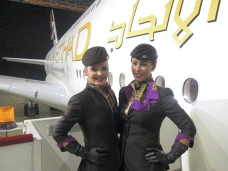 Etihad Airways 'Flying Reimagined'