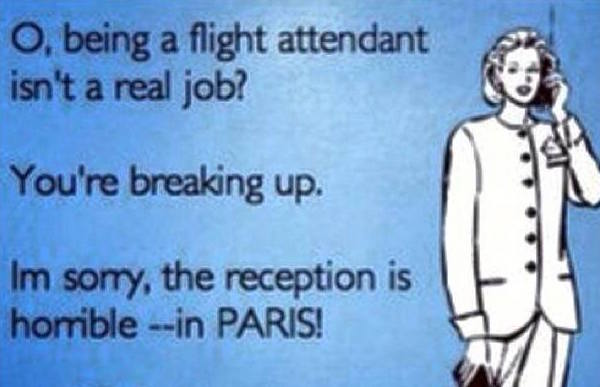 What Are The Perks Of Being A Flight Attendant