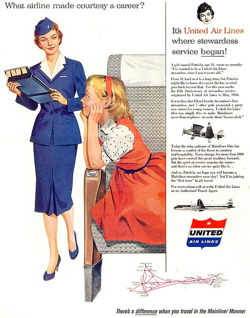 The History Of The Homosexual Flight Attendant
