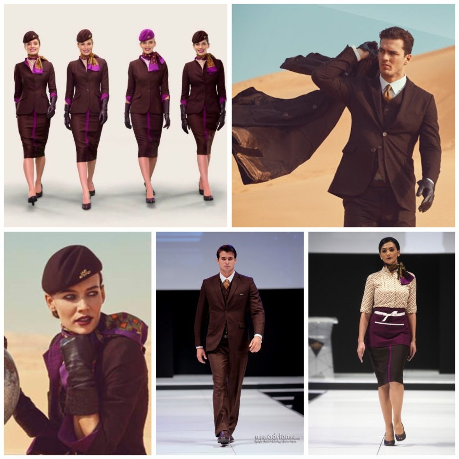 Style In The Aisles The Top Ten Cabin Crew Uniforms 2015