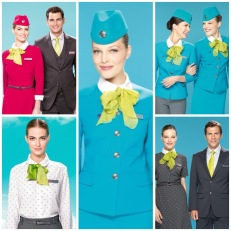 S7 Airlines by Rusmoda.