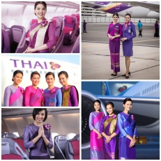 Thai Airways by airlines in house design team.