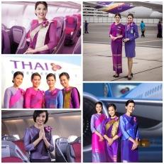 Thai Airways by airlines in house design team.