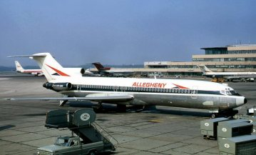 On January 1, 1953 the airline was renamed Allegheny Airlines and commenced a rapid expansion program.