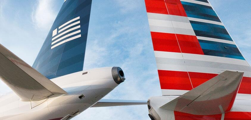 On February 14, 2013 US Airways Group and AMR Corporation announced that the two companies would merge to form the largest airline in the world. Sadly only one airline name and brand would be carried forward and it was soon announced that American Airlines would survive the merger.