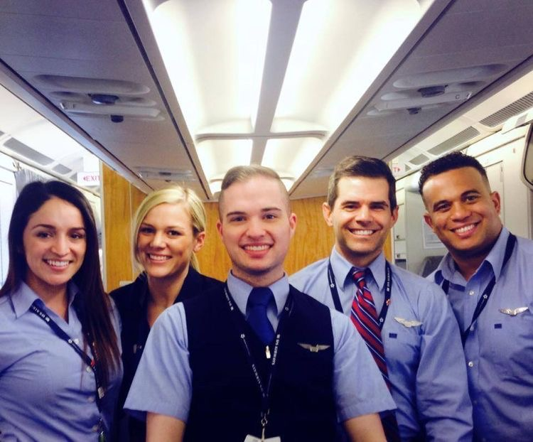 Us Airways Flight Attendants Confessions Of A Trolley Dolly