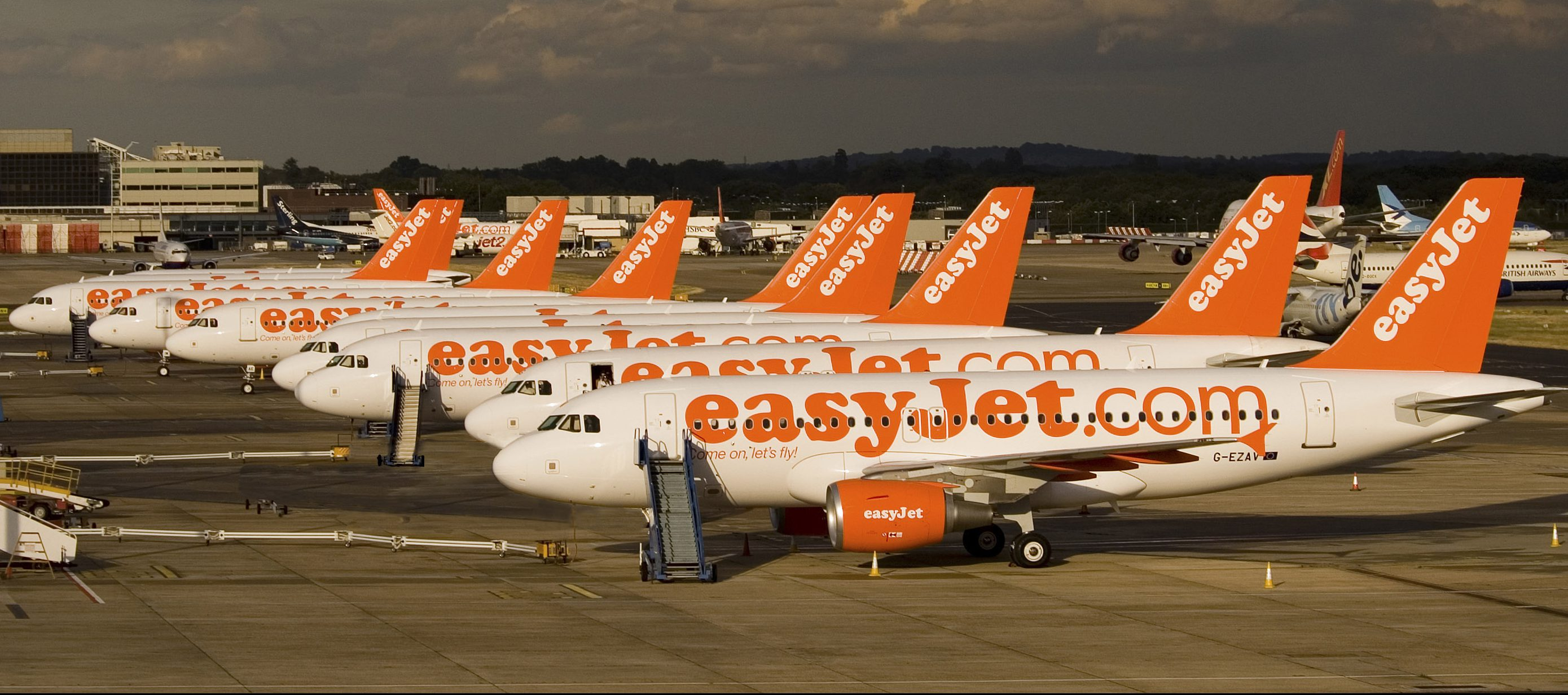 Happy 20th Birthday easyJet!