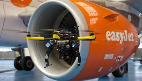 easyJet Innovation's.