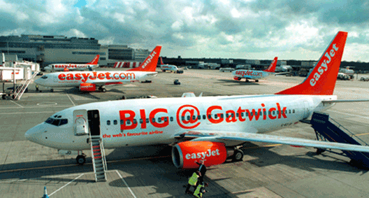 easyJet London Gatwick