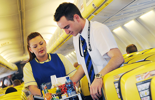 A Day in the Life of Cabin Crew – Ryanair. – Confessions ...