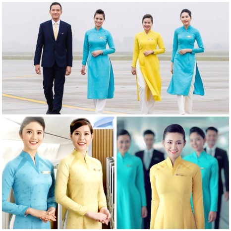 Vietnam Airlines by Kubo Design and designer Minh Hanh.