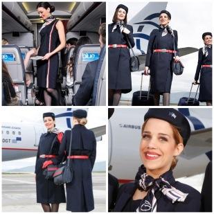Aegean Airlines by Sophia Kokosalaki.