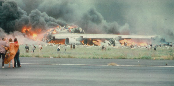 Used For - Dorothy Kelly - Tenerife Air Disaster.