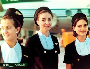 Tita Rossi, 1966-1969