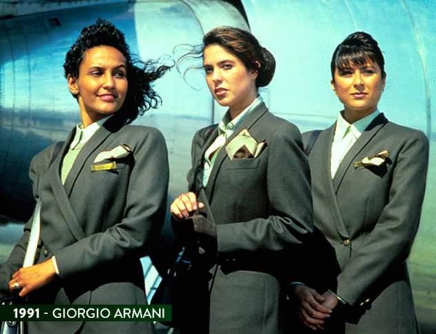 Giorgio Armani, 1991-1998