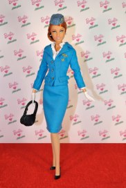 Barbie Loves Alitalia, Delia Biagiotti.