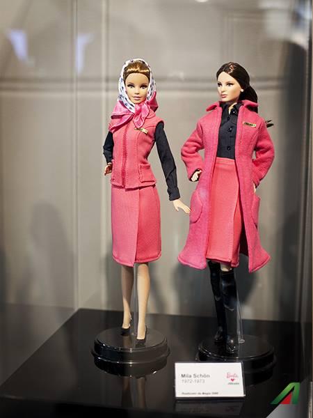 Barbie Loves Alitalia