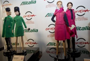 Barbie Loves Alitalia