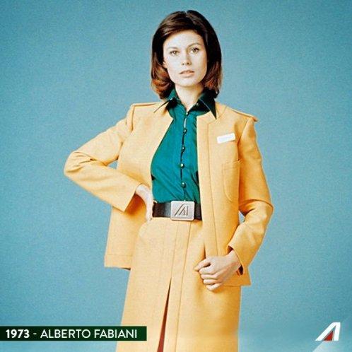 Alberto Fabiani, 1973-1975