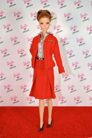 Barbie Loves Alitalia, Florence Marzotto.