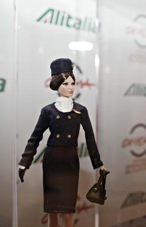 Barbie Loves Alitalia, Tita Rossi.