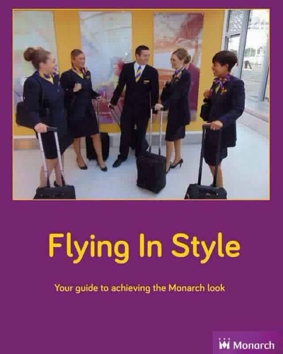 Monarch Airline 'Flying In Style'