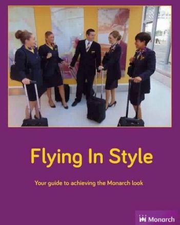 Monarch Airlines 'Flying In Style'