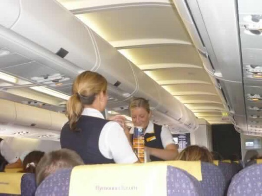 Monarch Airlines Cabin Crew