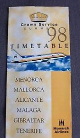 Monarch-Airlines-Crown-Service-Summer-Timetable-1998
