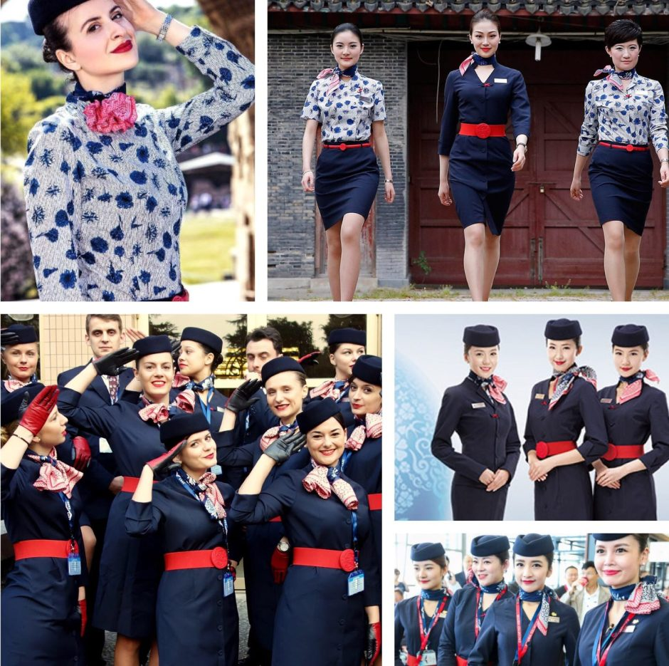 Style In The Aisles The Top Ten Cabin Crew Uniforms 2018
