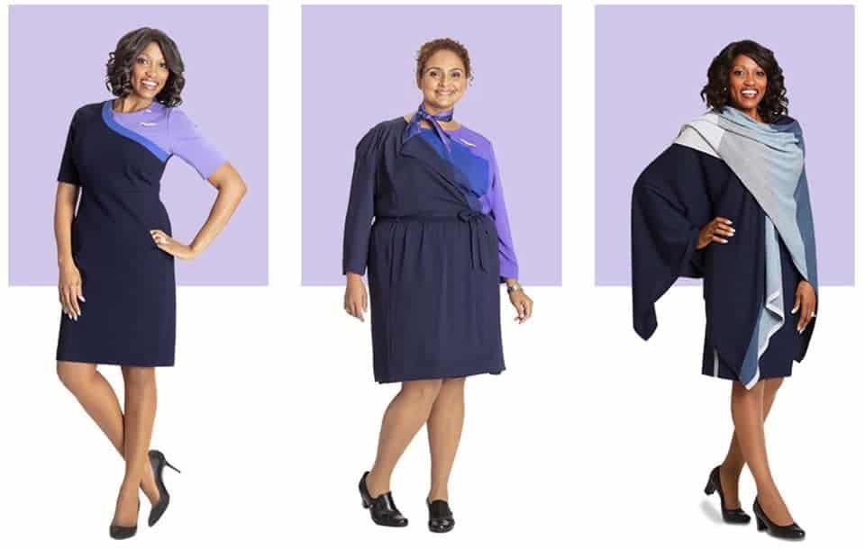 United Airlines Unveils New Uniform – Confessions of a
