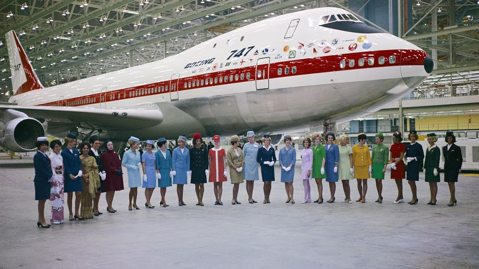 Used For - 747 Tribute