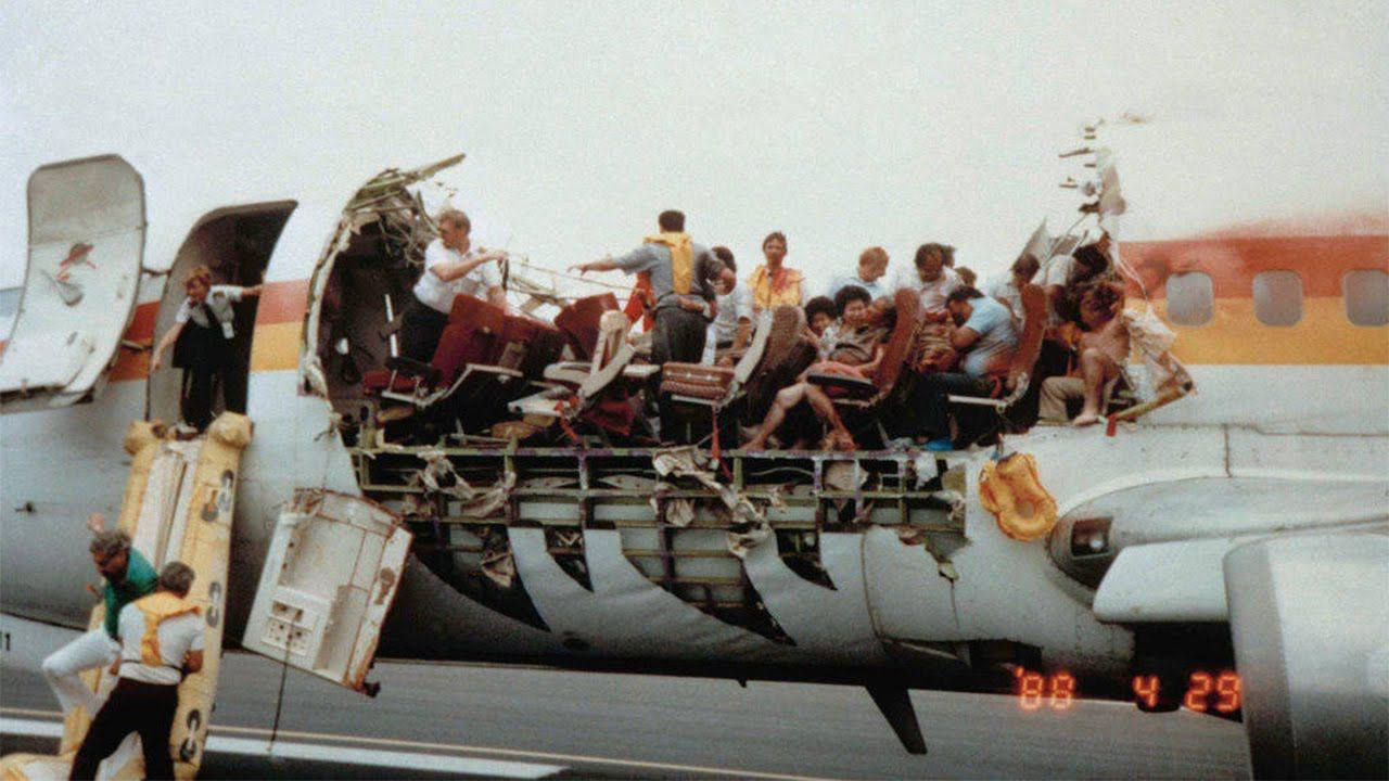 Miracle Landing Aloha Airlines Flight 243
