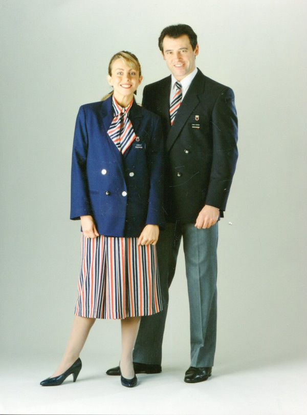 British Airways Uniform Through The Years – Confessions of a