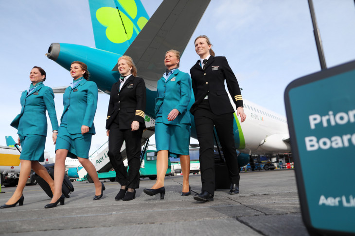 Used For - Aer Lingus Uniform