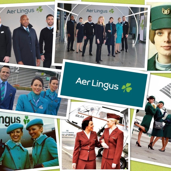 Used For - Aer Lingus Uniform Cover