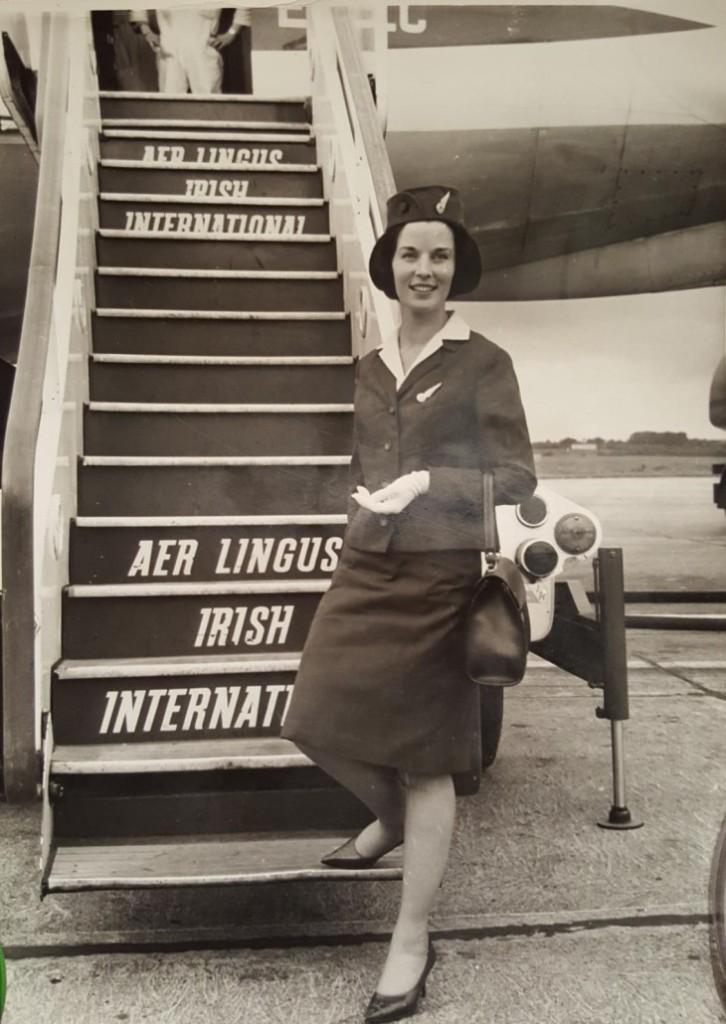 Used For - Aer Lingus Uniform