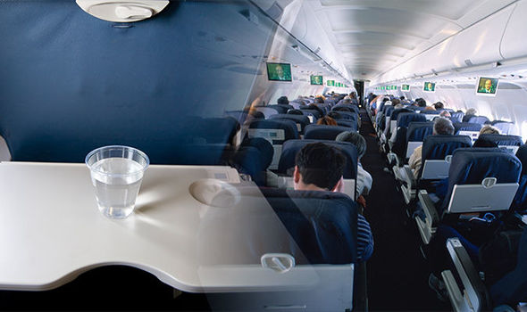 Used For - Top Ten Things Left On Planes