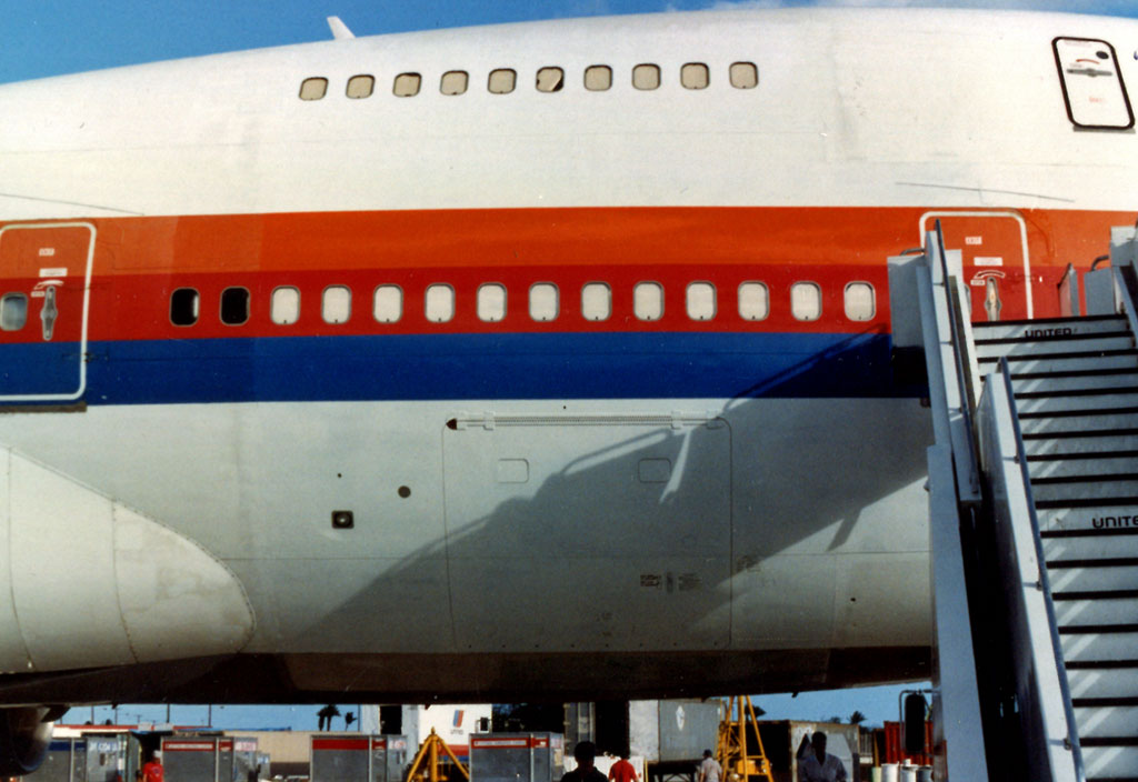 Used For - United 811